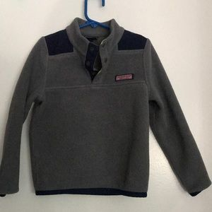 Vineyard Vines Boys Fleece Pullover